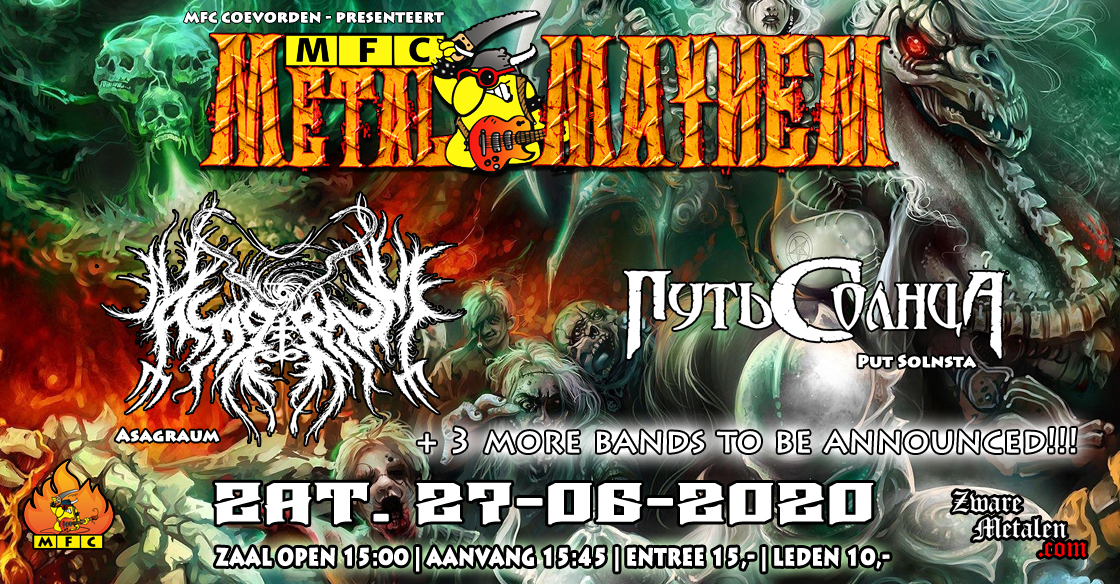 MFC's Metal Mayhem 2020