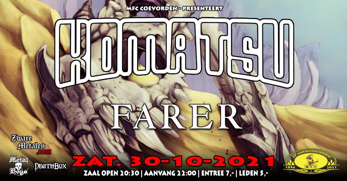 Concert@MFC: Komatsu + Farer