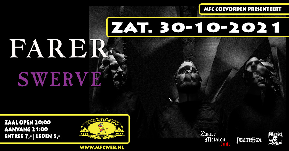 Concert@MFC: Farer + Swerve